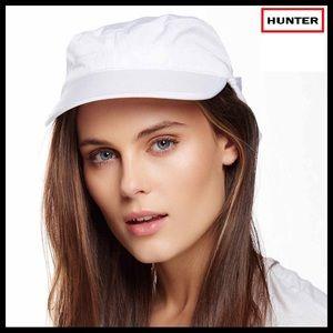 HUNTER ORIGINAL WHITE HUNTING SUMMER CAP HAT